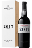 Ramos Pinto Vintage 2017 met mooie kist